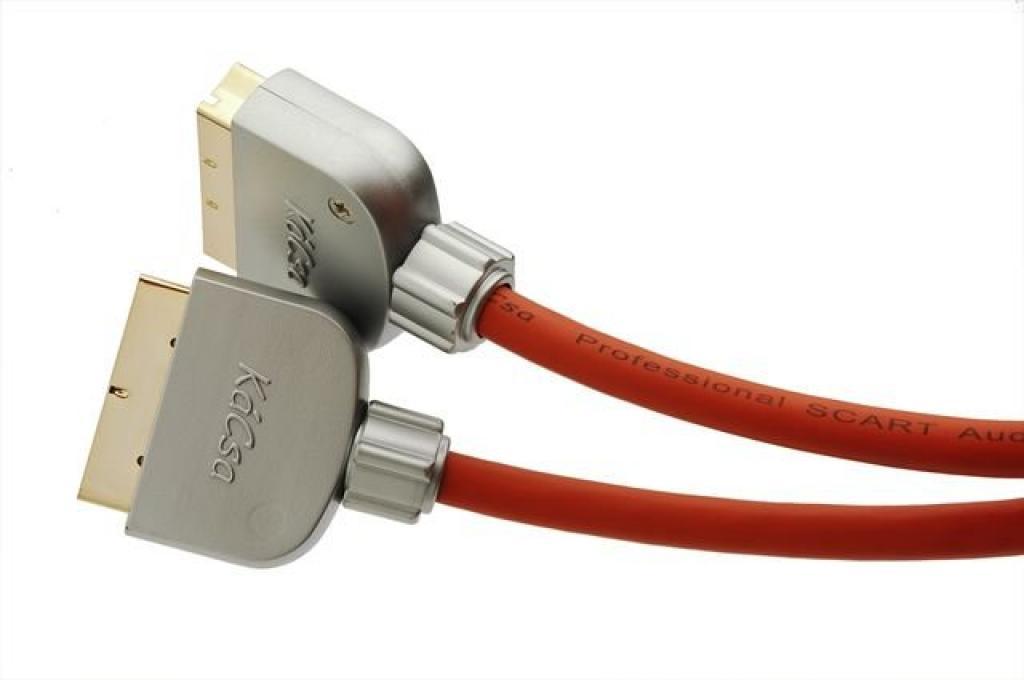 Cablu Video Scart Kacsa Audio Kce-sc 3 Metri