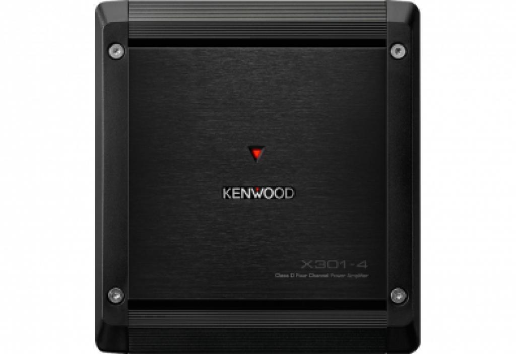 Amplificator Auto Kenwood X301-4
