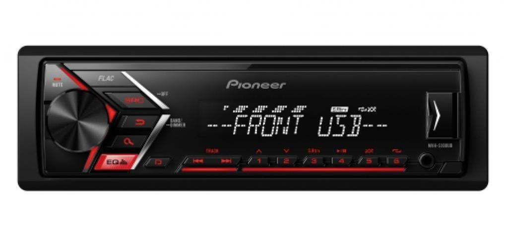 Player Auto Pioneer MVH-S100UB