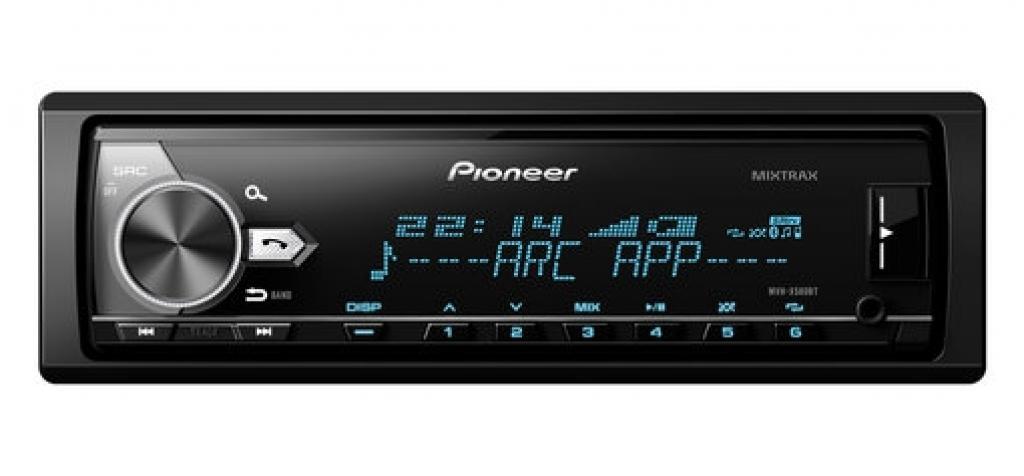 Player Auto Pioneer MVH-X580BT