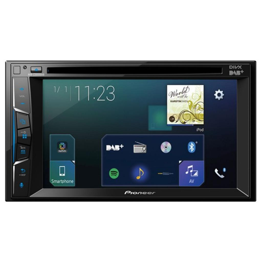 Player AV Auto Pioneer AVH-Z3000DAB