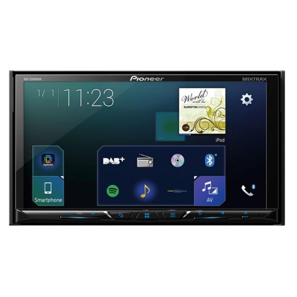 Player AV Auto Pioneer AVH-Z5000DAB