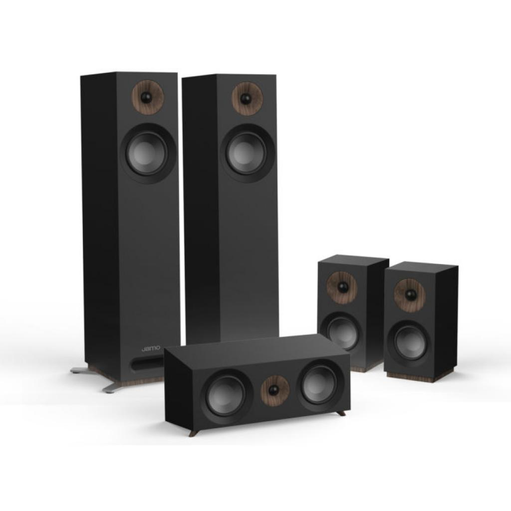 Sistem de Boxe Jamo S 805 HCS Black