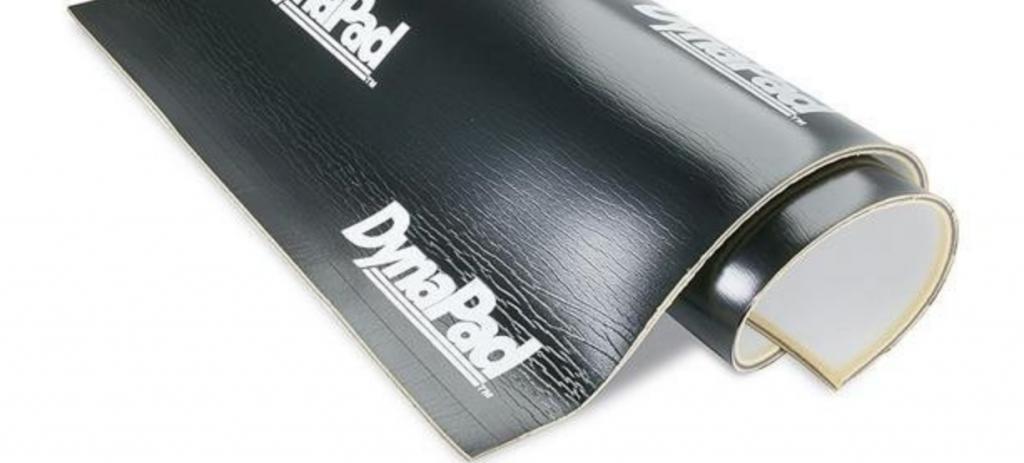 Material Insonorizare Auto Dynamat Dynapad 9,5mm 1.12m2