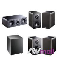 Pachet Boxe Indiana Line Nota 260 X + Boxe Indiana Line Nota 250 X + Boxa Indiana Line Nota 740 X + Subwoofer Activ Indiana Line Basso 840
