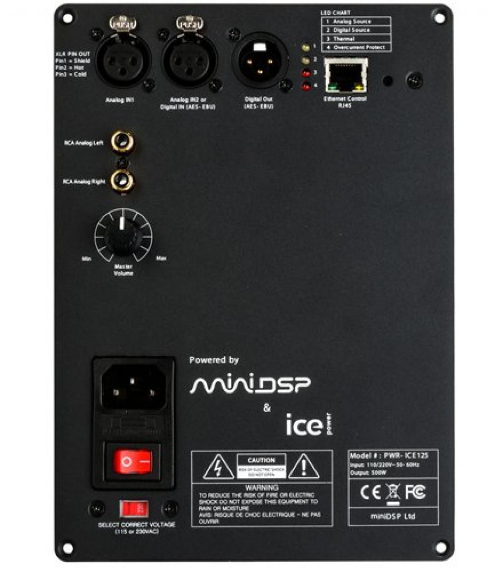 Modul Amplificator miniDSP PWR-ICE125