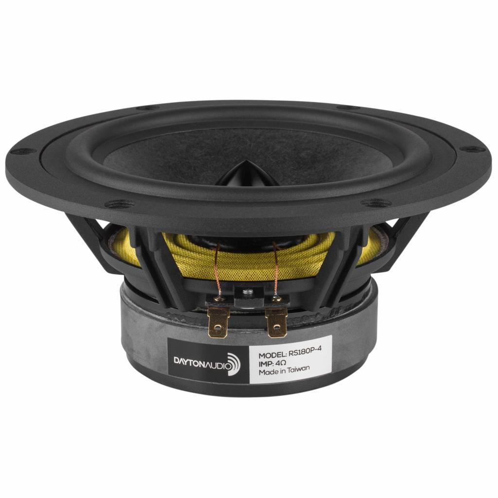 Difuzor Dayton Audio RS180P-4 7 inch