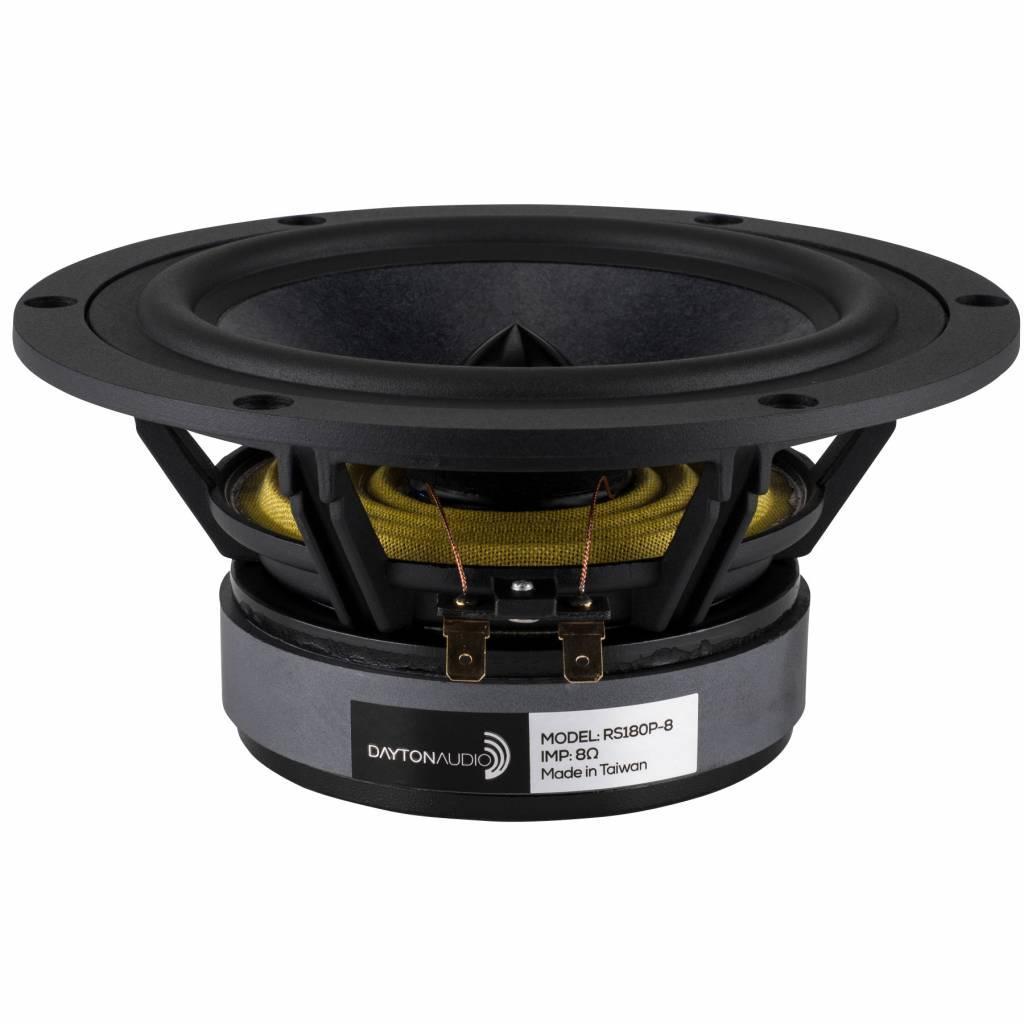 Difuzor Dayton Audio RS180P-8 7 inch