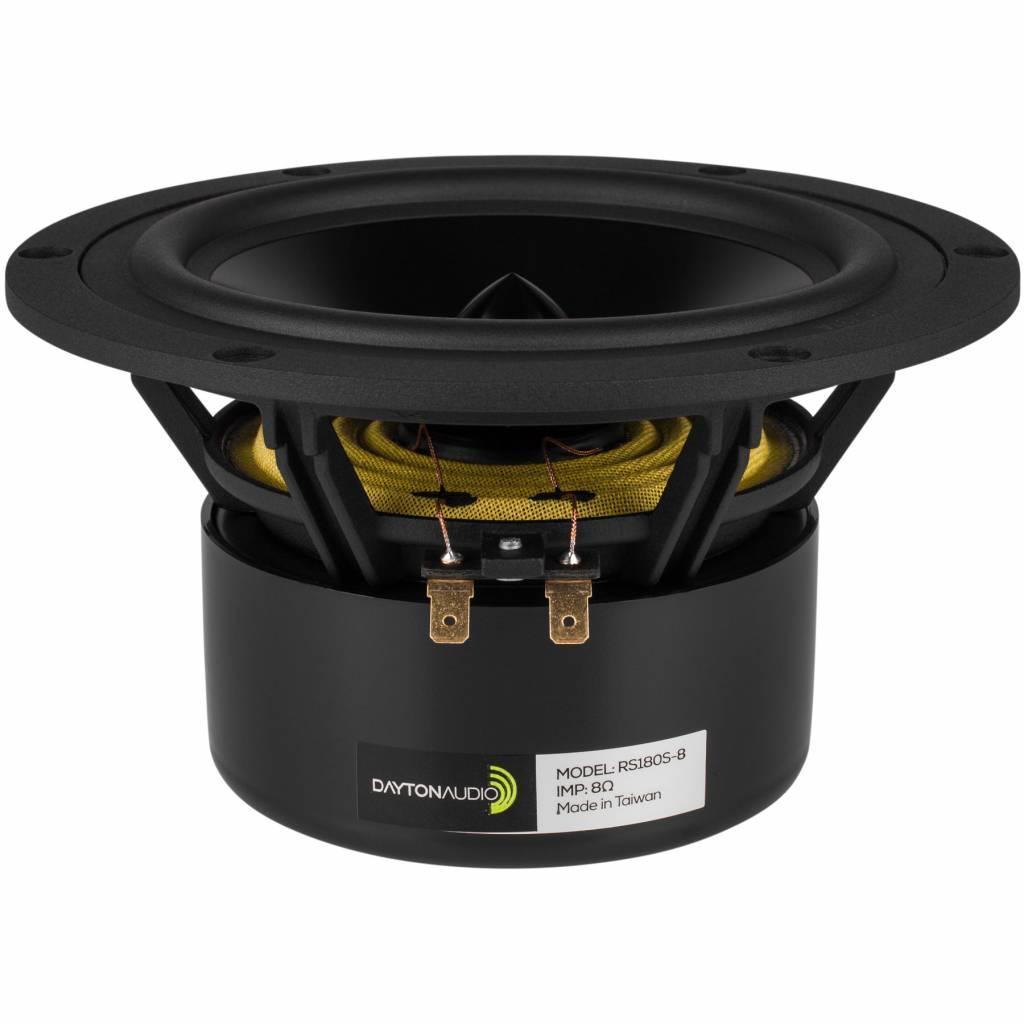 Difuzor Dayton Audio RS180S-8 7 inch