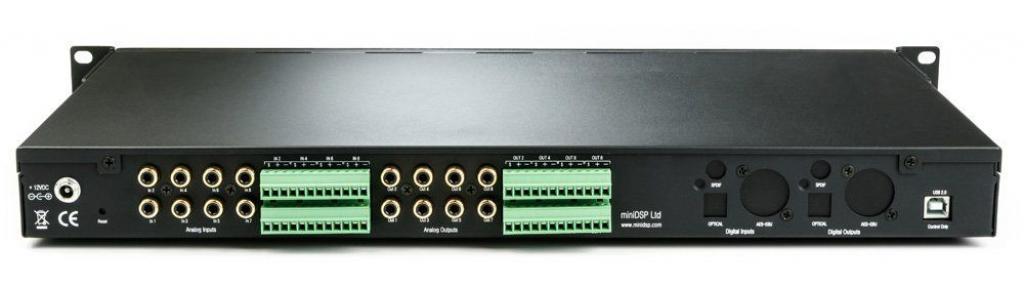 Procesor Digital miniDSP DDRC-88A Dirac Live