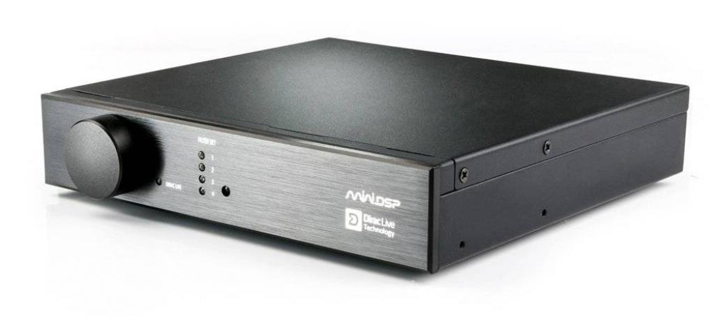 Procesor Digital miniDSP DDRC-22A