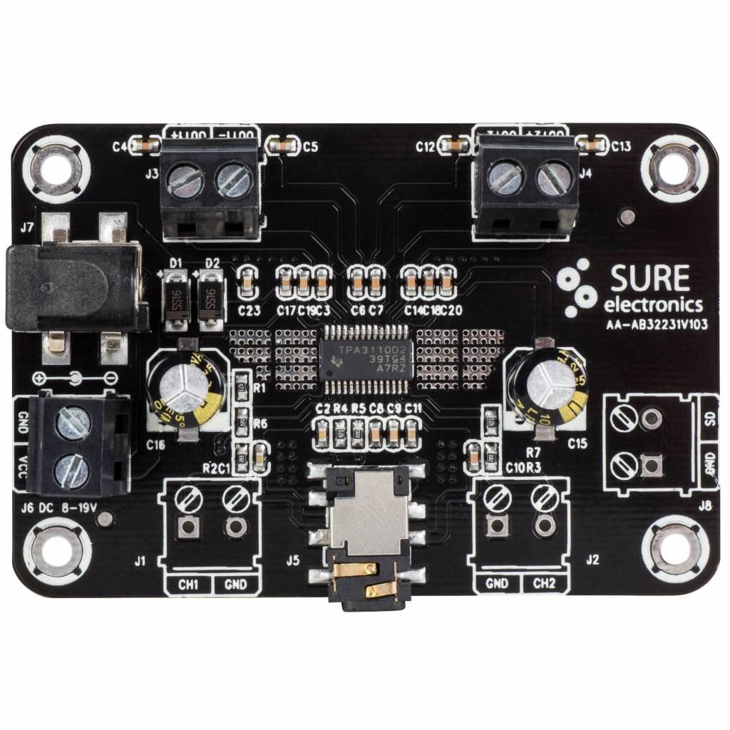 Modul Amplificare Sure Electronics AA-AB32231
