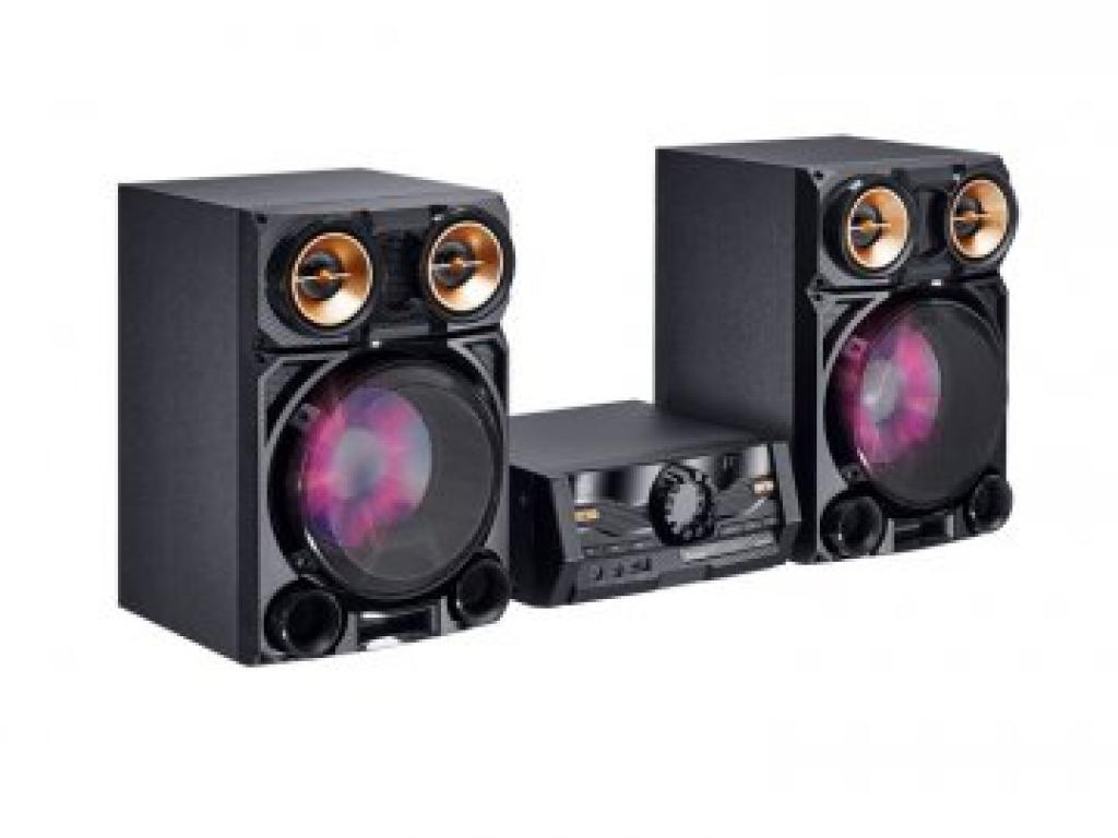 Sistem Stereo Mac Audio MPS 801