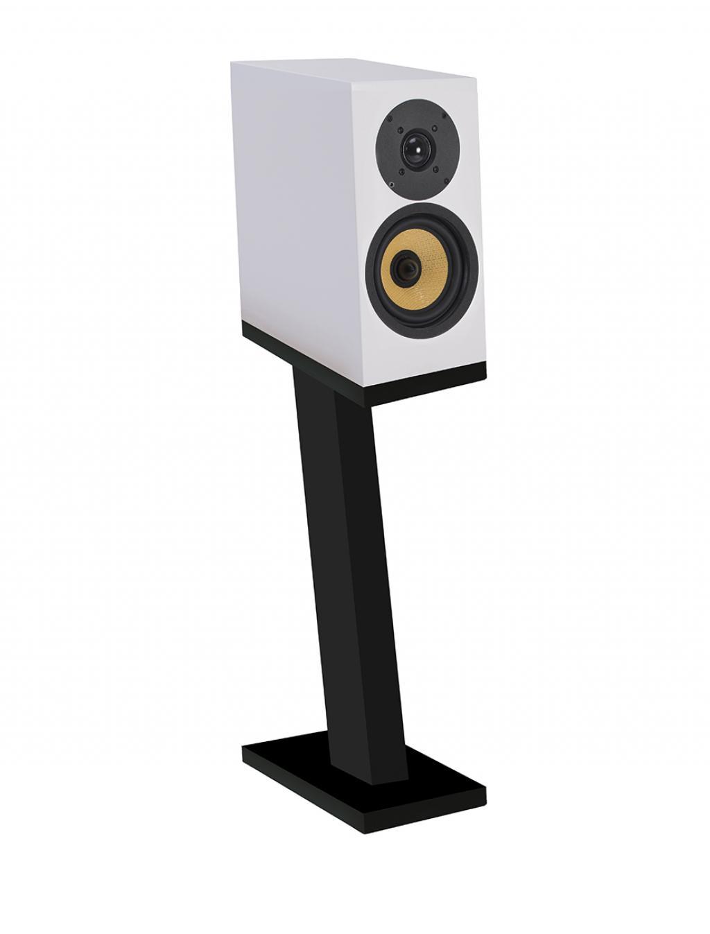 Boxe Davis Acoustics Courbet N 3 White matt