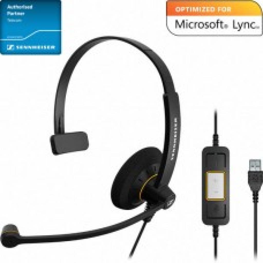Casti Sennheiser SC 30 USB ML