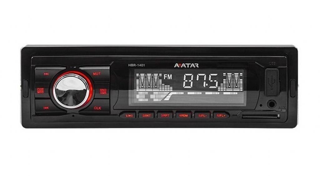 Player Auto Avatar HBR-1401