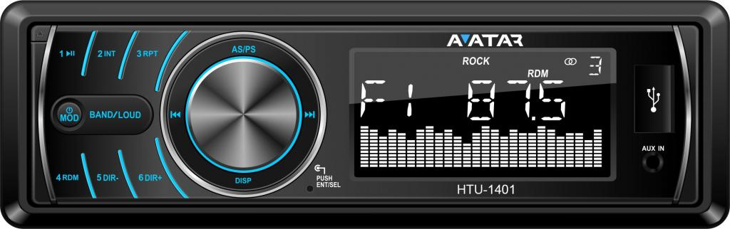 Player Auto Avatar HTU-1401