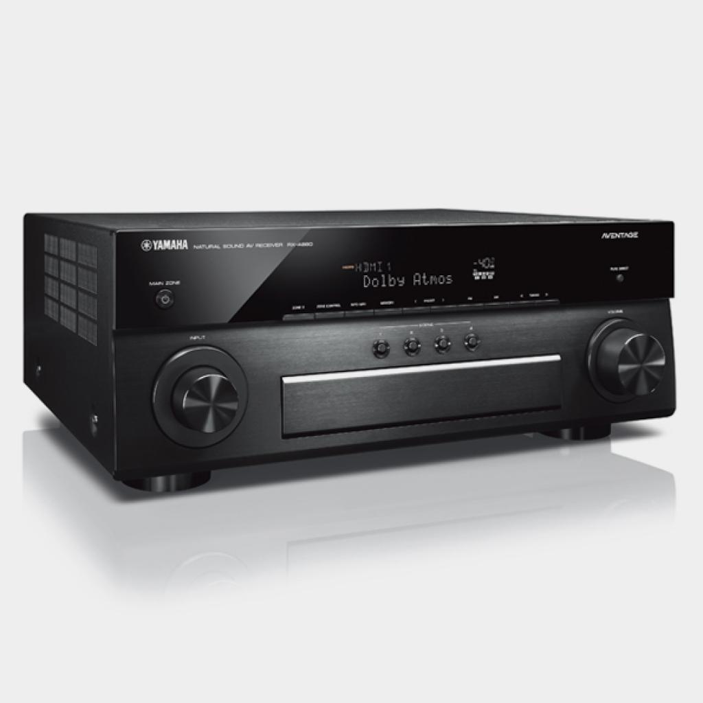 Receiver AV Yamaha RX-A880
