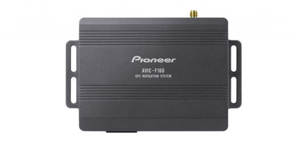 Navigatie Pioneer AVIC-F160-2