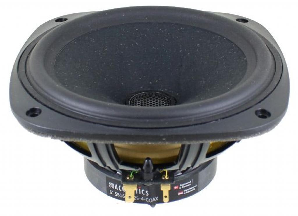 Difuzor SB Acoustics SB16PFC25-4-COAX