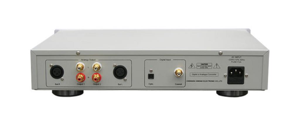 Convertor Digital/Analog (DAC) Xindak DAC-5 (II)