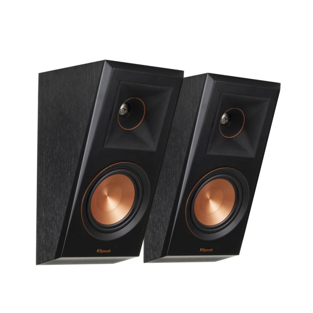 Boxe Dolby Atmos Surround Klipsch RP-500SA Ebony