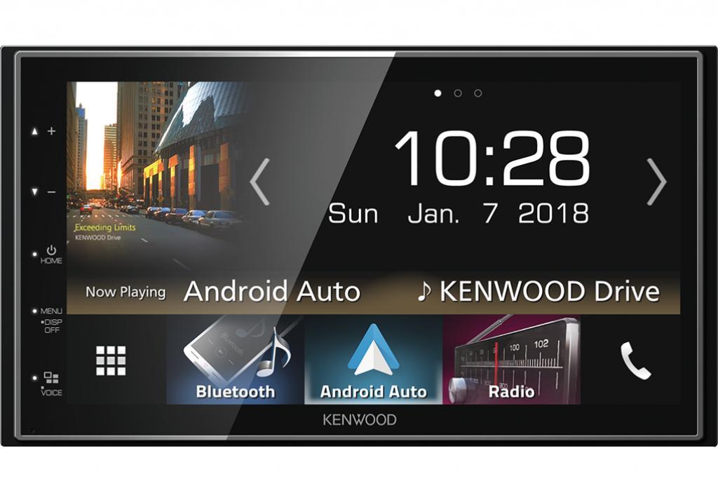 Unitate multimedia Auto Kenwood DMX-7018BTS