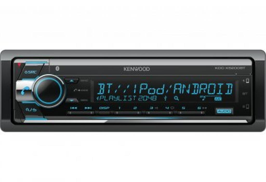 CD Player Auto Kenwood KDC-X5200BT