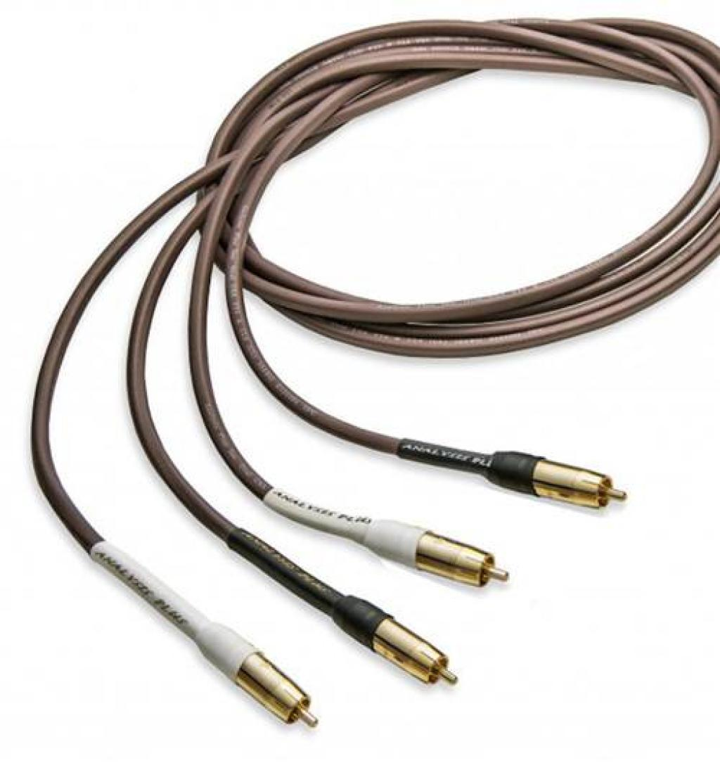 Cablu Interconect Analysis Plus Chocolate Oval-In 2 metri