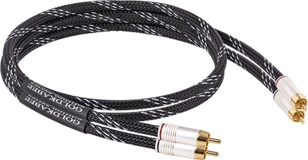 Cablu Interconect GoldKabel Edition RCA Concert HiFi 1 metru