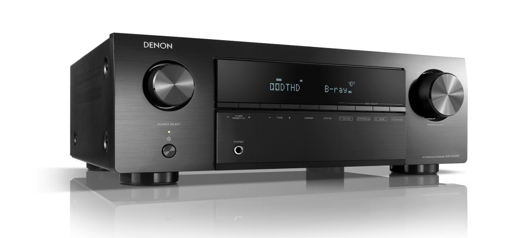 Receiver AV Denon AVR-X250BT