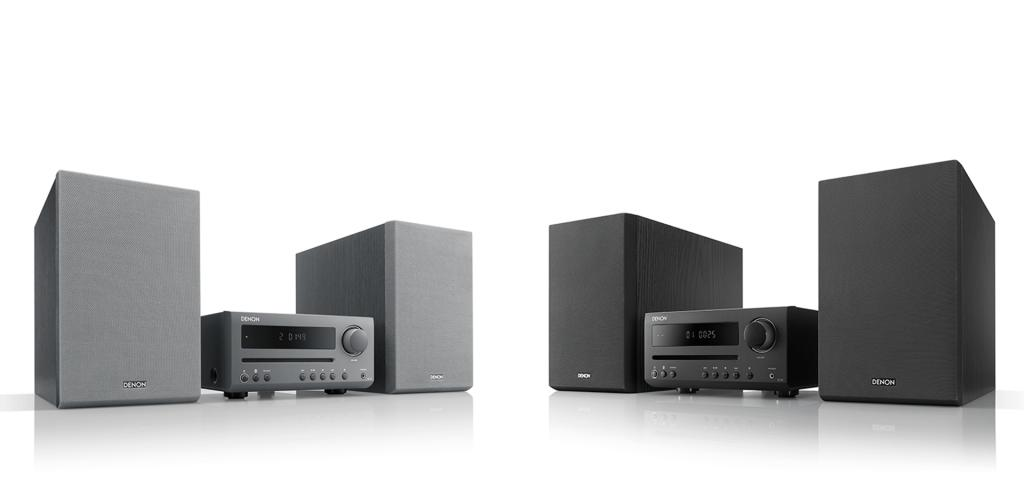 Sistem Stereo Denon D-T1