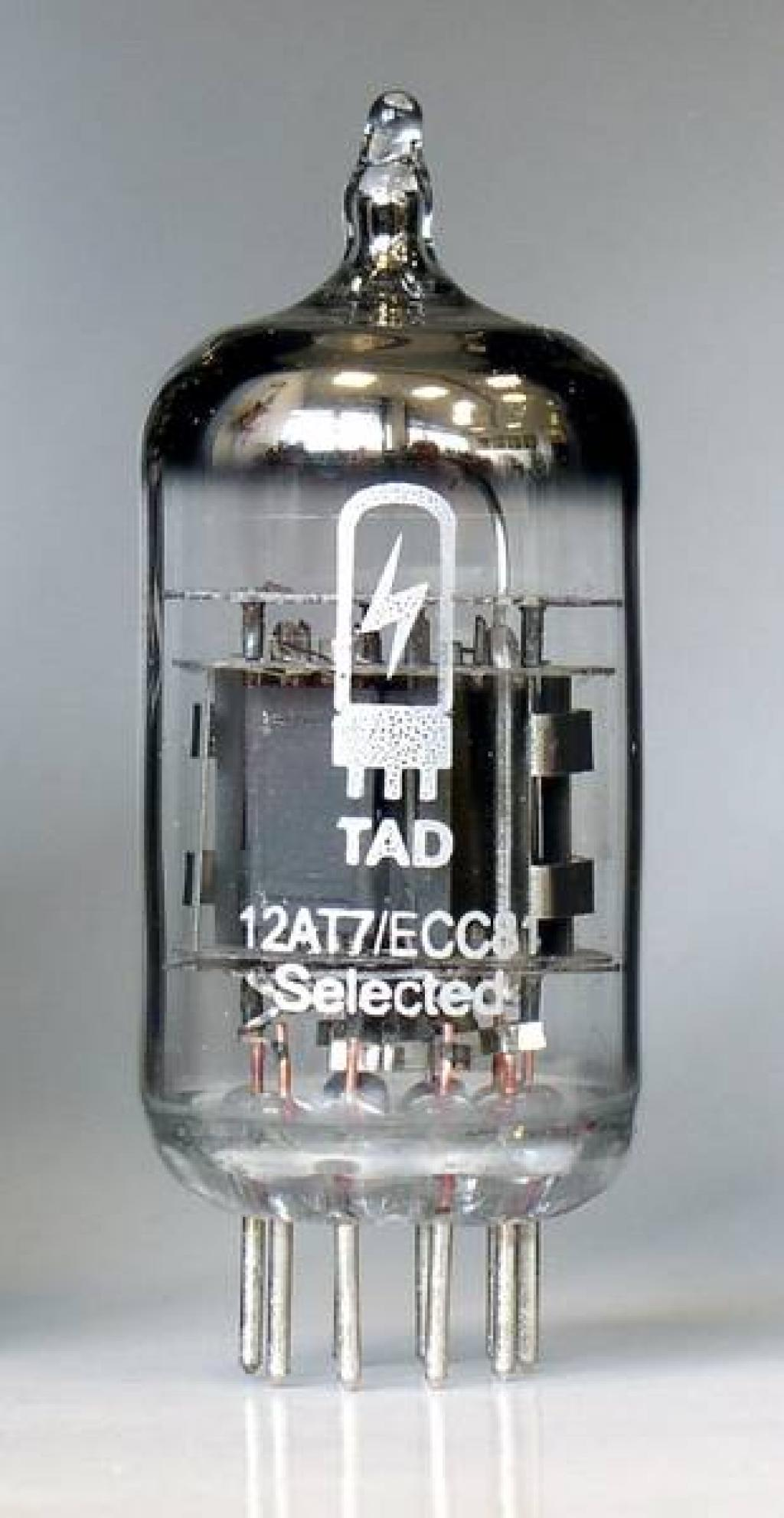 Lampa ( Tub ) Dubla Trioda TAD 12AT7 / ECC81