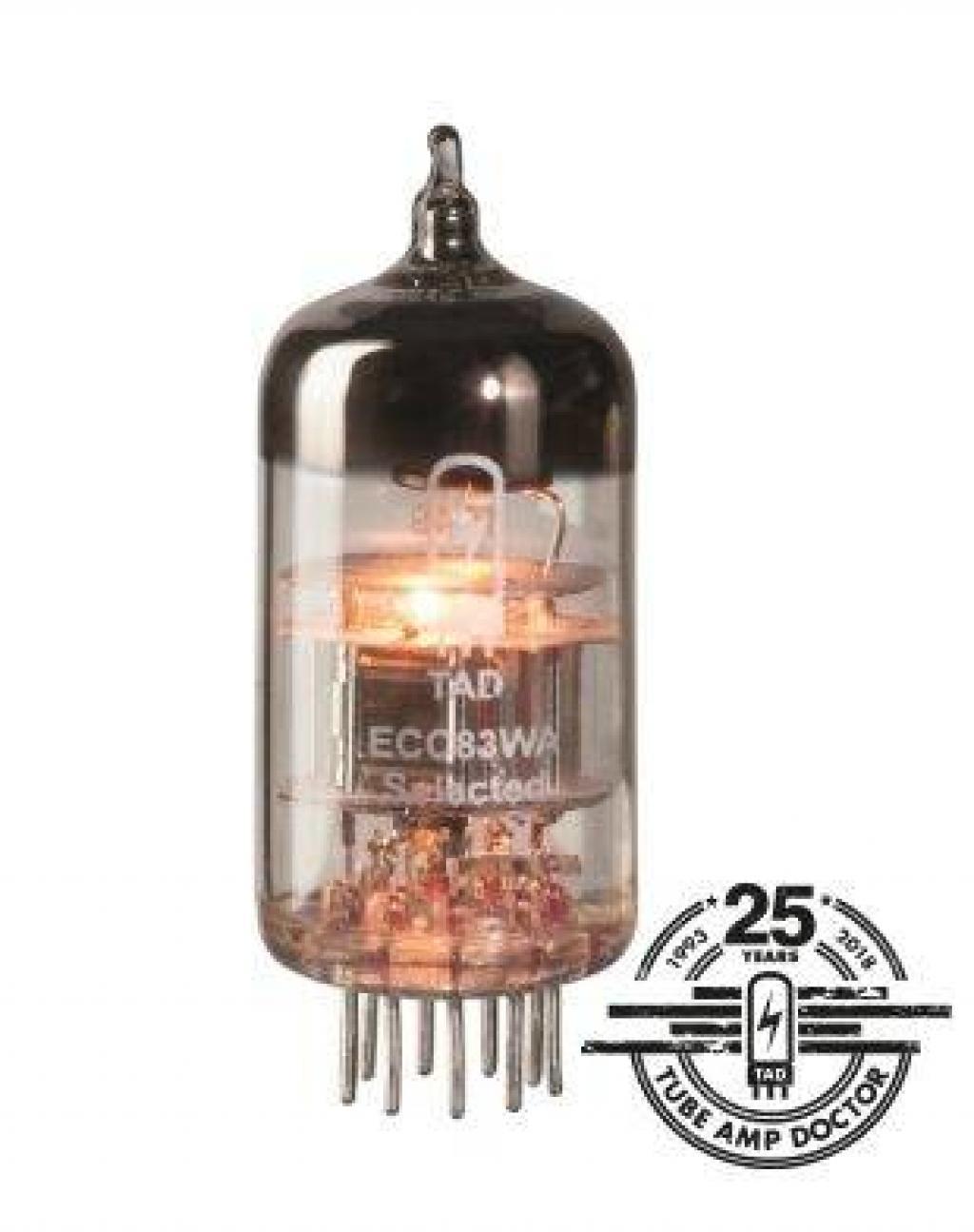 Lampa ( Tub ) Dubla Trioda TAD ECC83 WA