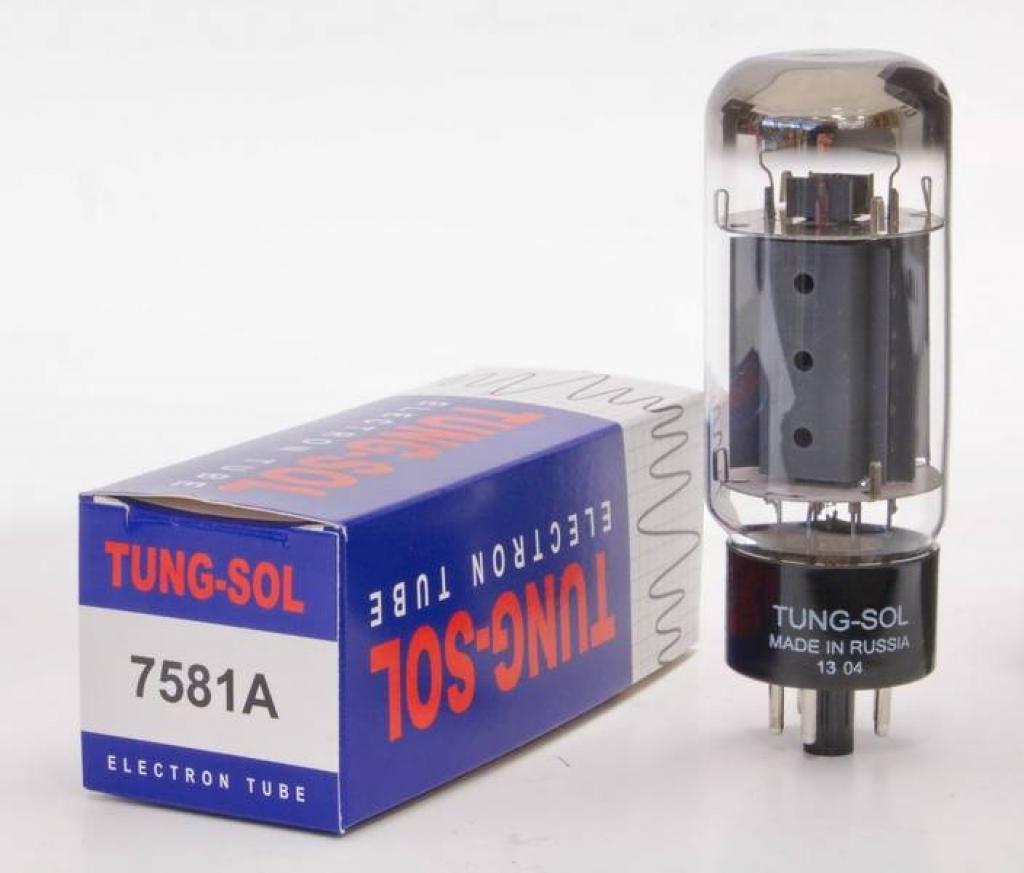 Lampa ( Tub ) Pentoda Tung-Sol 7581A
