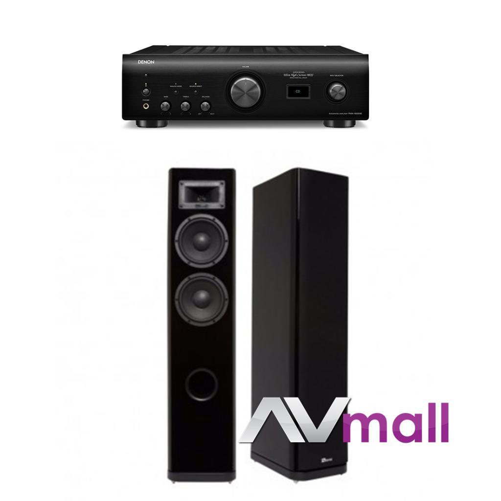 Pachet Amplificator Integrat Denon PMA-1600NE + Boxe Davis Acoustics Stentaure Serie 30