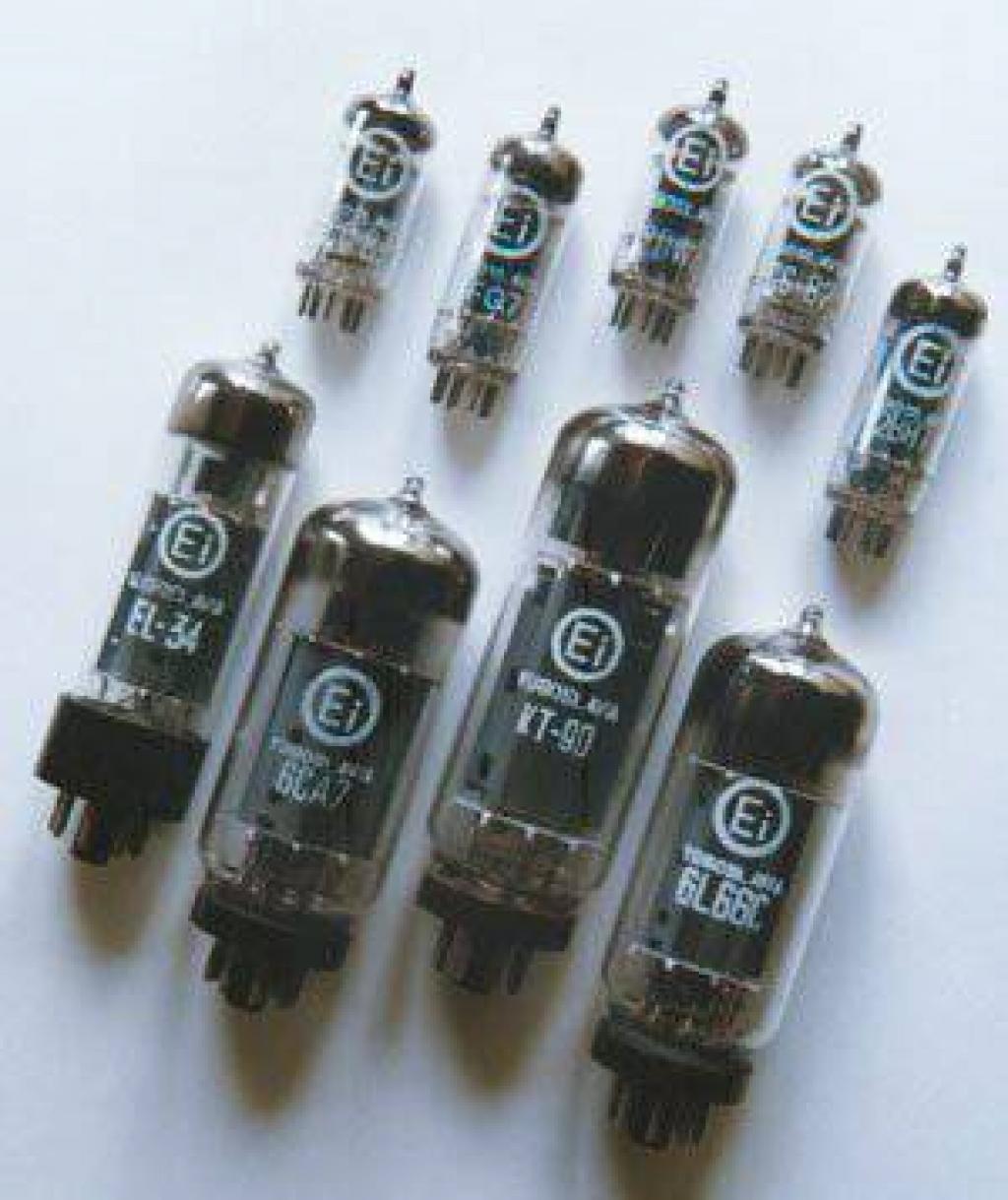 Lampa NOS ( Tub ) Tungsram EZ80 / 6V4 NOS