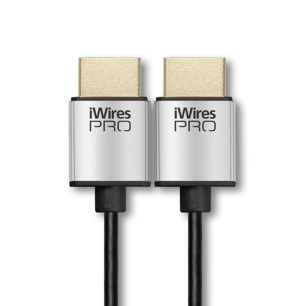 Cablu HDMI Slim Techlink iWires Pro 3 metri