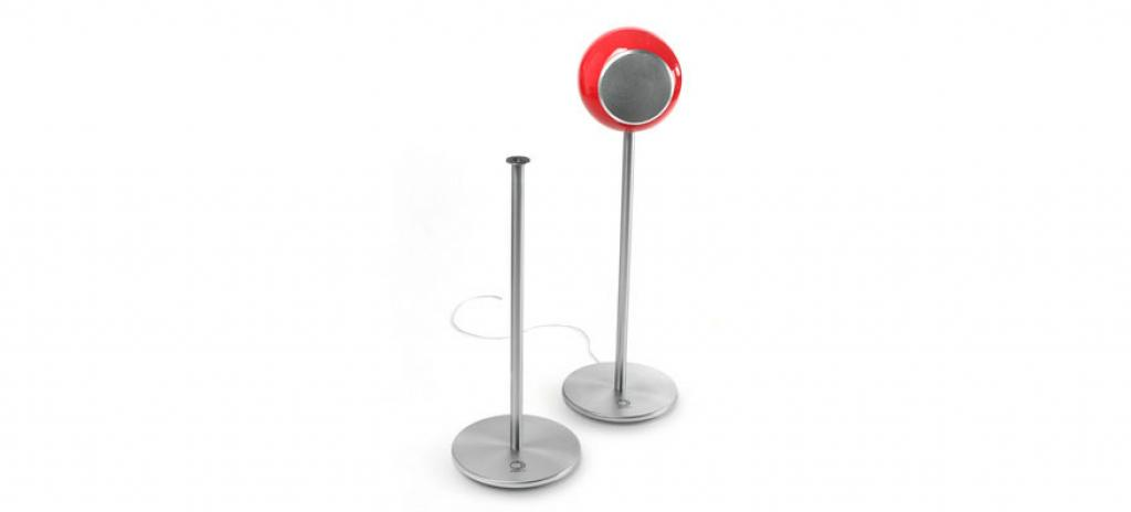 Stand Boxe Elipson Floor stand for Planet L / Music Center