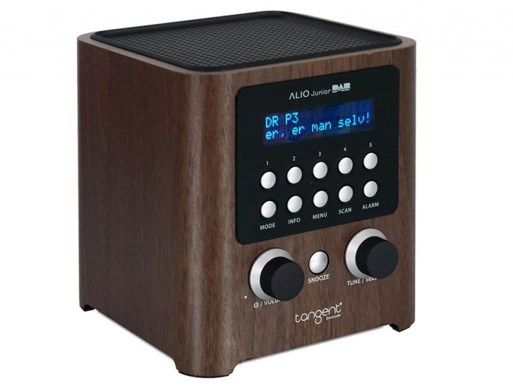 Tuner Radio Tangent Alio Junior DAB Plus