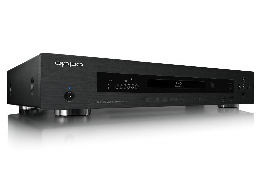 BluRay Player OPPO BDP-103D Darbee Edition