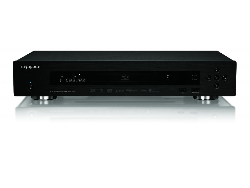 BluRay Player OPPO BDP-103EU