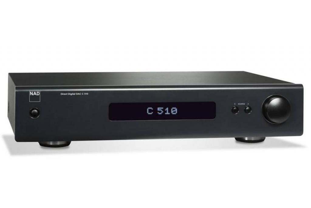 Convertor Digital/Analog (DAC) NAD C510