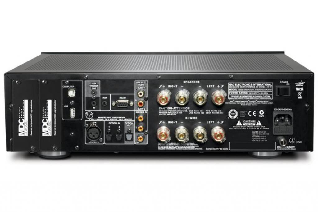 Amplificator Digital NAD C390DD