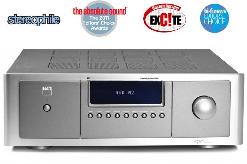 Amplificator Digital NAD Masters M2