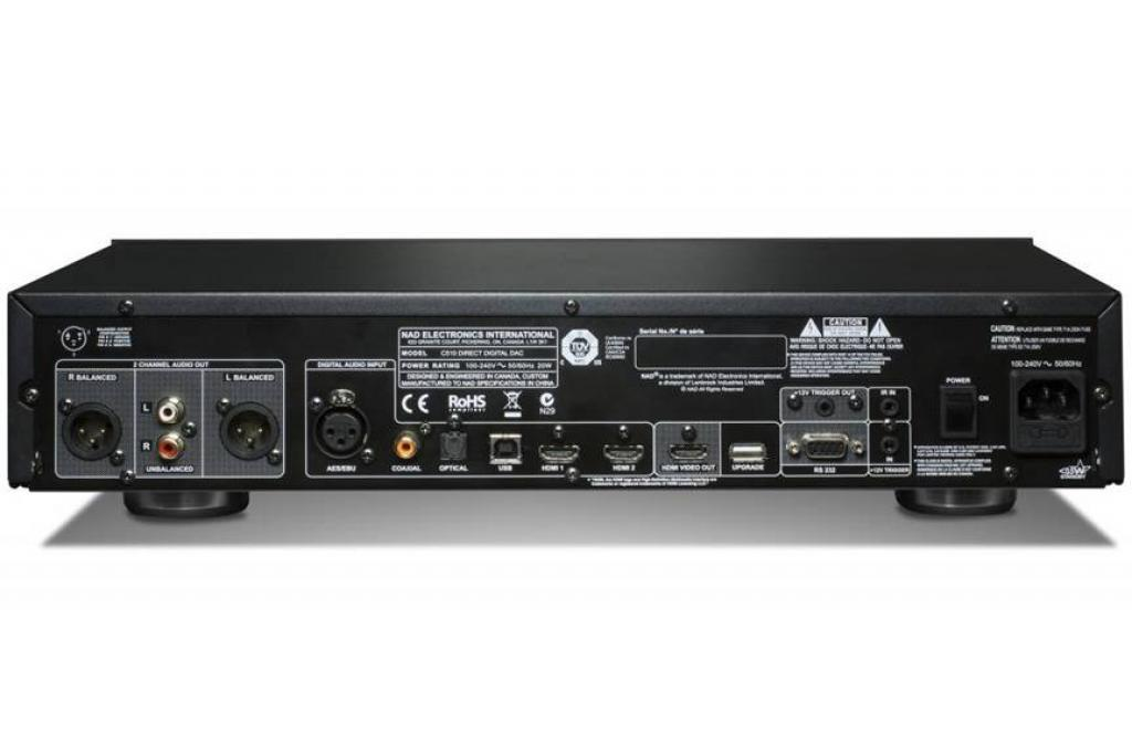 Preamplificator NAD C510