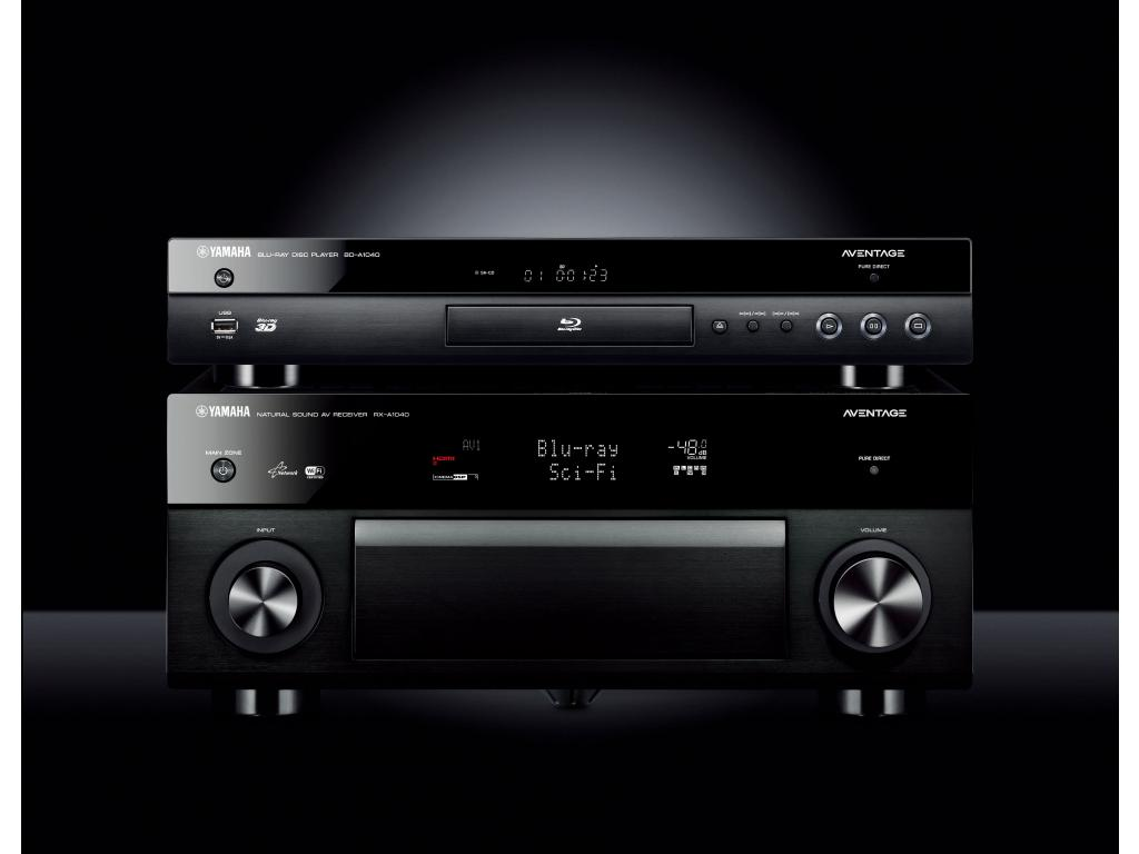 BluRay Player Yamaha BD-A1040