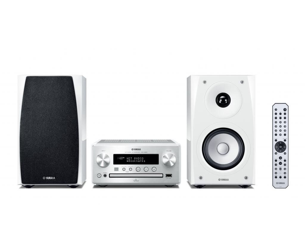 sistem stereo yamaha mcr n560. Black Bedroom Furniture Sets. Home Design Ideas