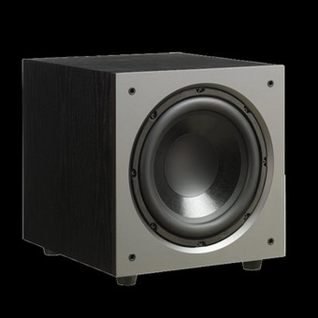Subwoofer Dali Basis 100 Black Ash