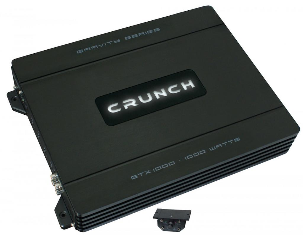 Amplificator Auto Crunch GTX 1200